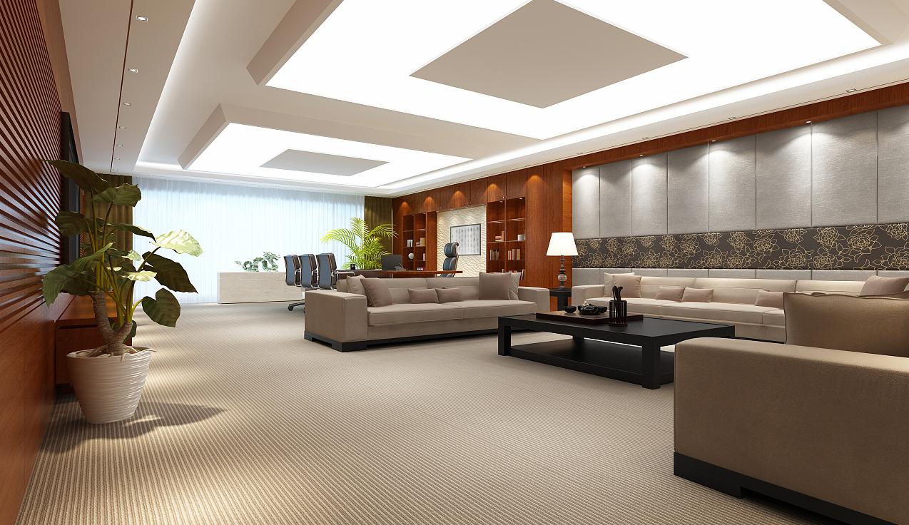 中式办公室设计风格