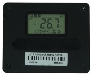 LY-TH20DP温湿度监控智能终端