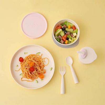miniware天然宝贝碗-新手宝宝入门麦片碗