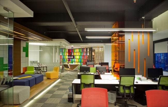 辦公室裝修設計中不可忽視的兩大空間!