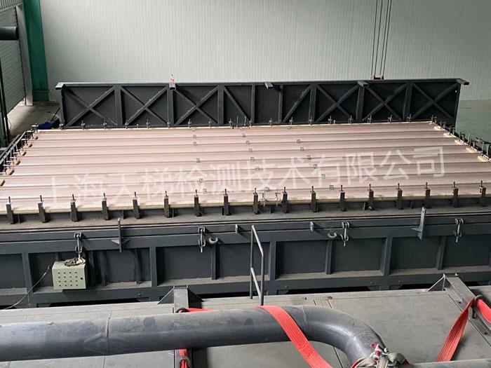 金属屋面抗风揭(抗风压)检测GB50205-2020