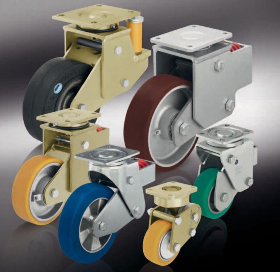 BLICKLE比克力LK-ALB  200K现货 LH-ALB 200K工业脚轮在航空航天领域应用案例!
