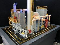 嘉科环保模型