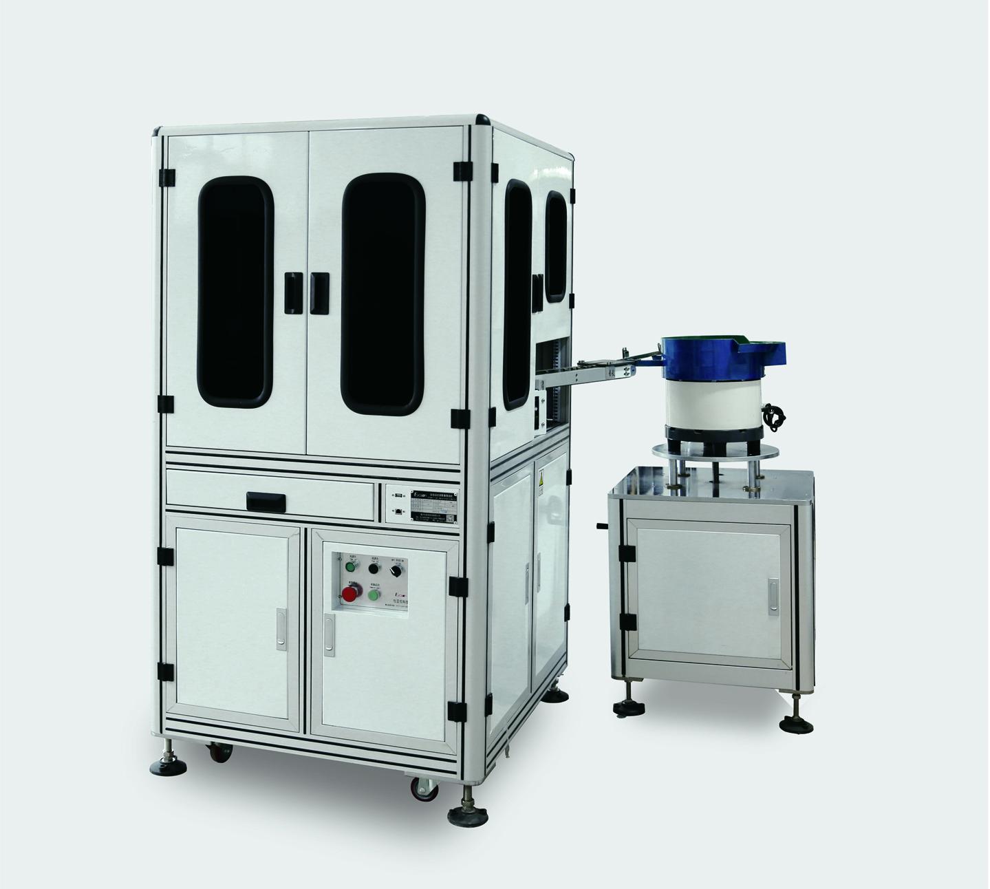 玻璃盘式光学影像筛选机