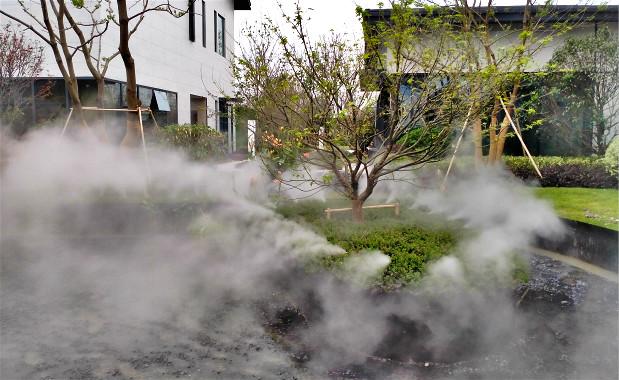 乌镇景区工程景观贝斯特全球最奢华网页雾森案例