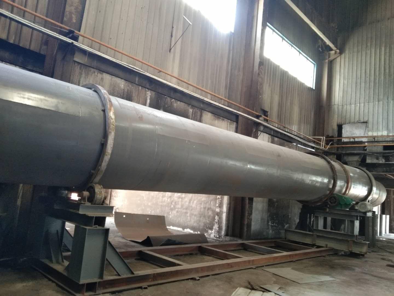 浅析转筒干燥器的干燥原理及优势