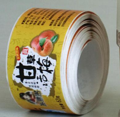 食品标签样品4