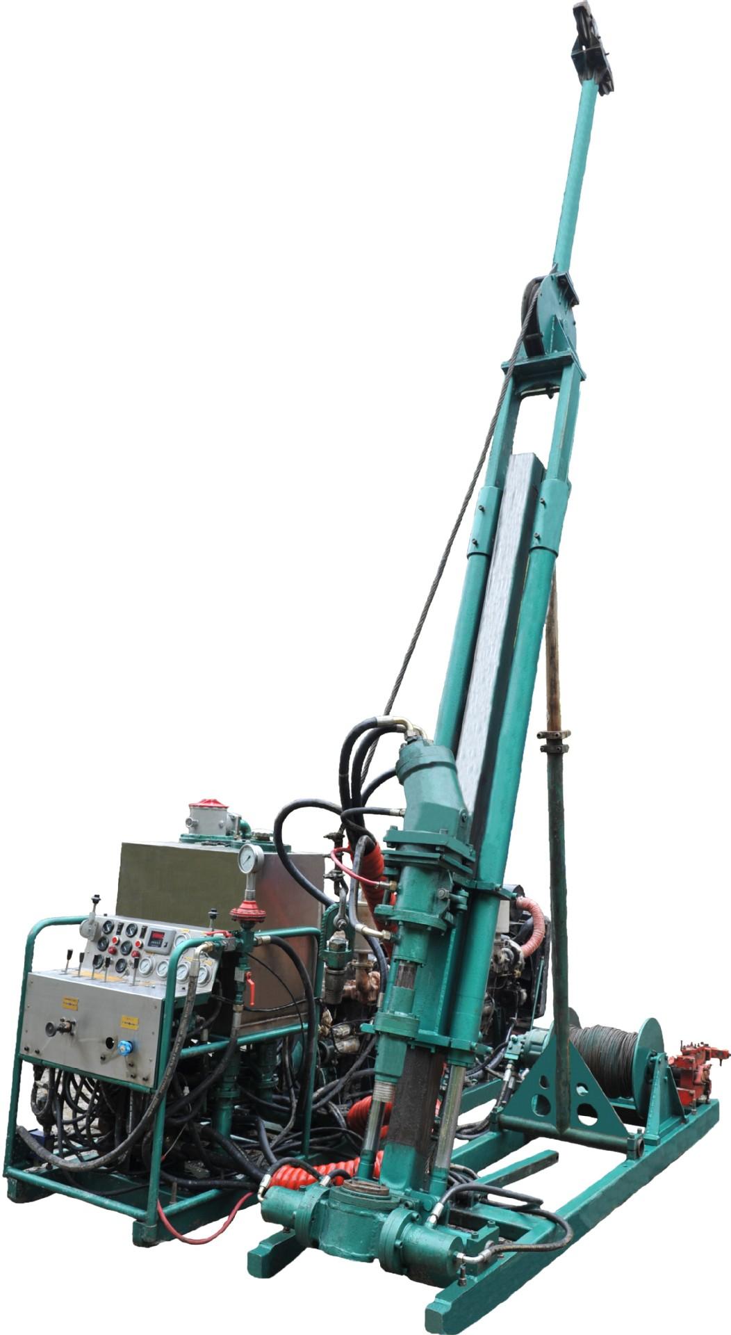BX便携式岩心钻机系列