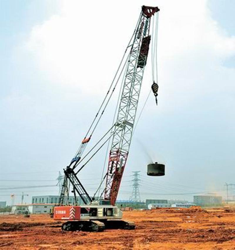 宁夏综合保税区A1建设项目工程