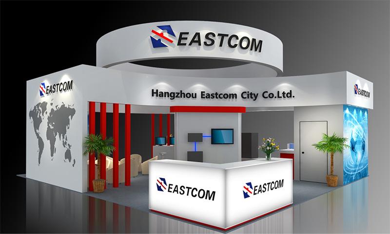 新加坡消费电子展台设计搭建