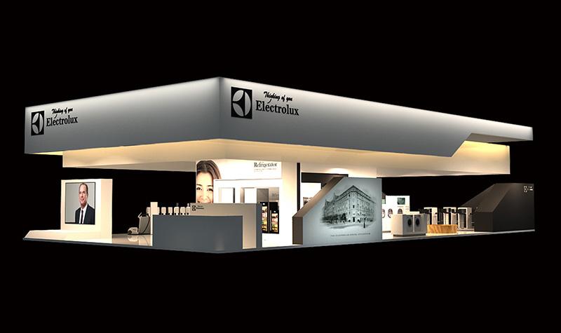 中国家电博览会设计搭建