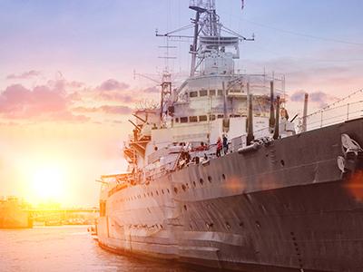 船舶制造、修理行业