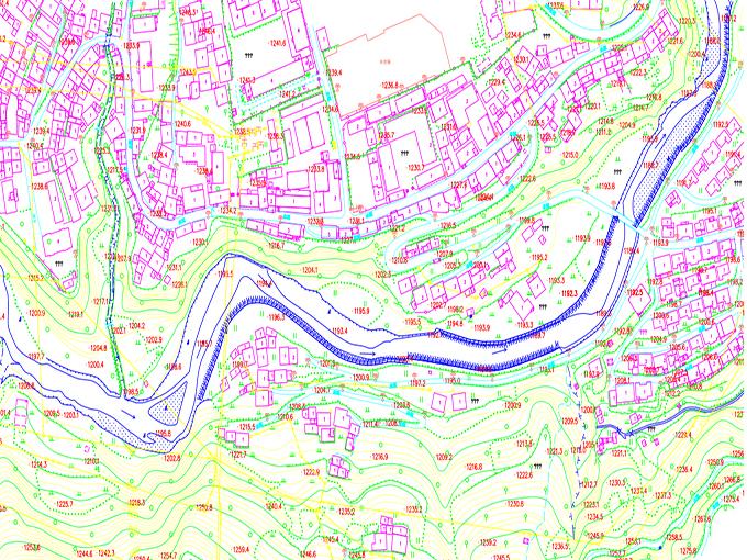 与人类社会生活息息相关的GIS技术