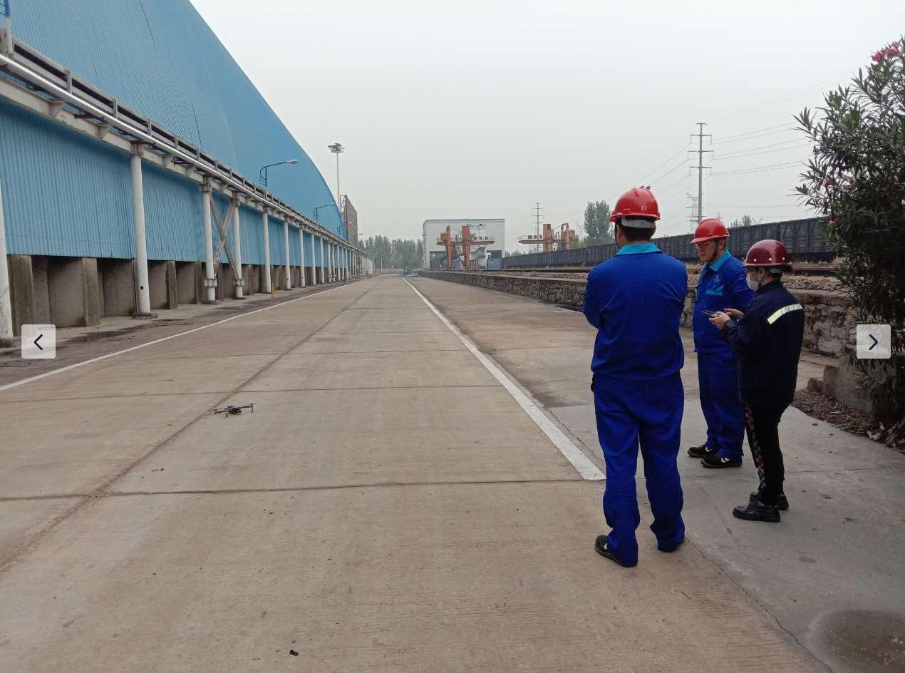 为某机动车检测站厂房安全检测保驾护航