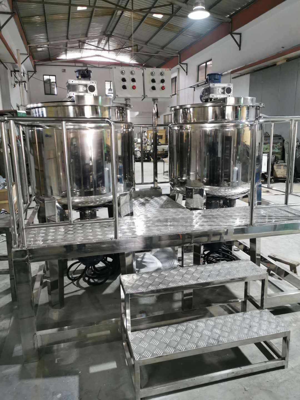 液体搅拌设备