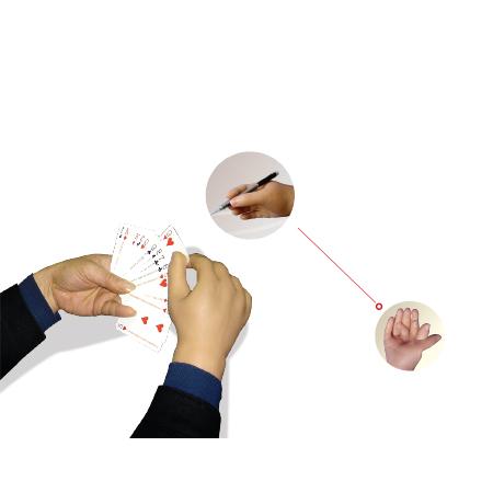 二维拇指肌电手