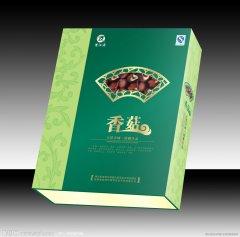 香菇包装盒
