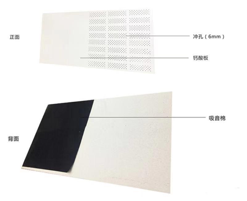 纖維增強硅酸鈣天花板