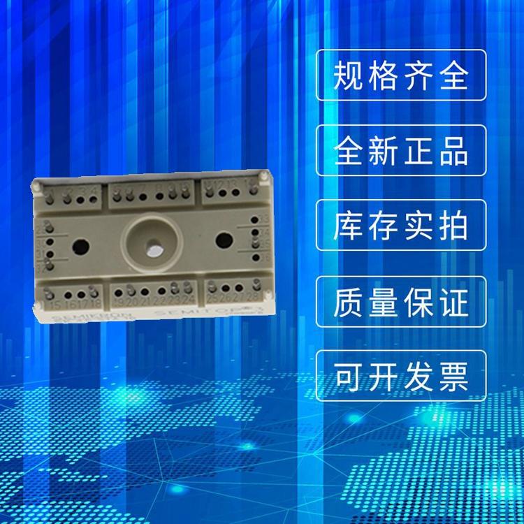 全新现货SEMIKRON西门康可控硅模块 SK45STA16 二极管功率模块