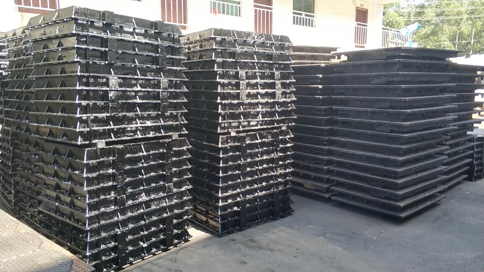 750X1000方形球墨铸铁井盖