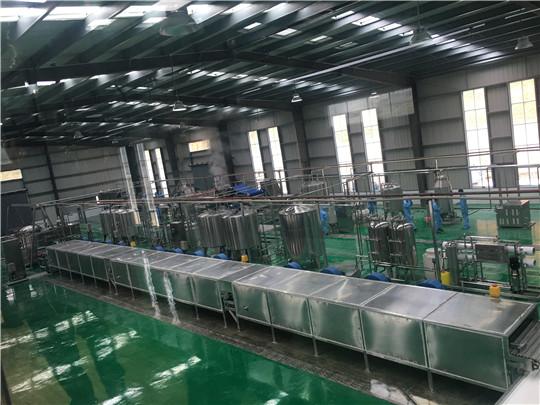 5000吨刺梨汁及500吨刺梨果脯加工项目