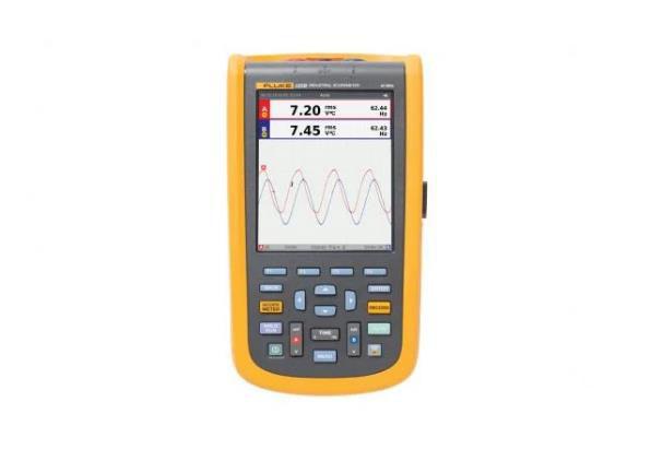 Fluke 120B 系列 ScopeMeter® 工业用手持式示波表