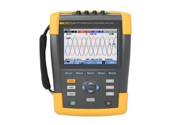Fluke 434-II 和 435-II 电能质量和能量分析仪