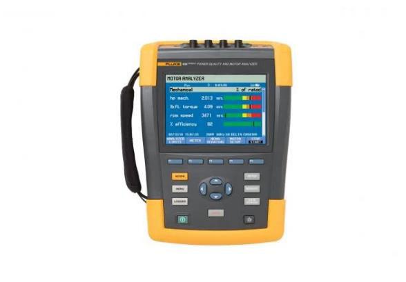 Fluke 438-II 电机效率和电气性能综合测试仪