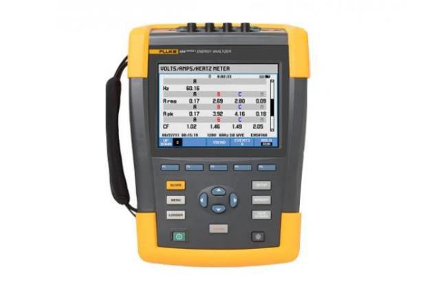 Fluke 434II-P/E/U/B系列三相电能质量分析仪