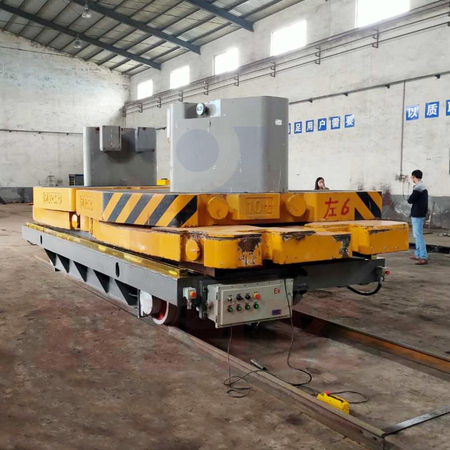 50吨变频防爆轨道车