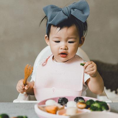 miniware天然宝贝辅食儿童餐具-9个月大宝宝自主进食的5个诀窍