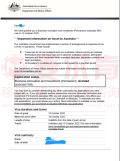 888C永居签证获批成功案例