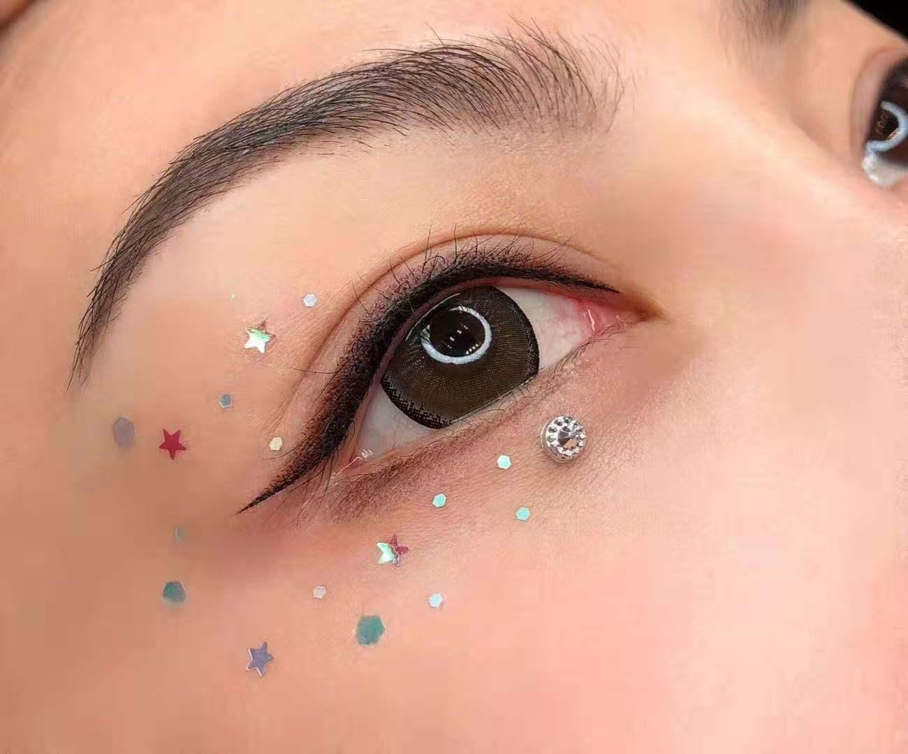 什么是美瞳线?