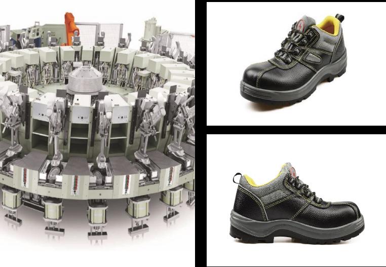 雙密度安全鞋