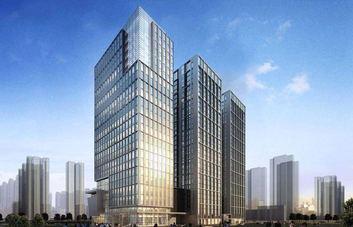 西安龙祥国际大厦
