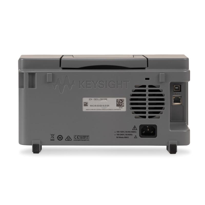 是德科技 DSOX1202A 示波器