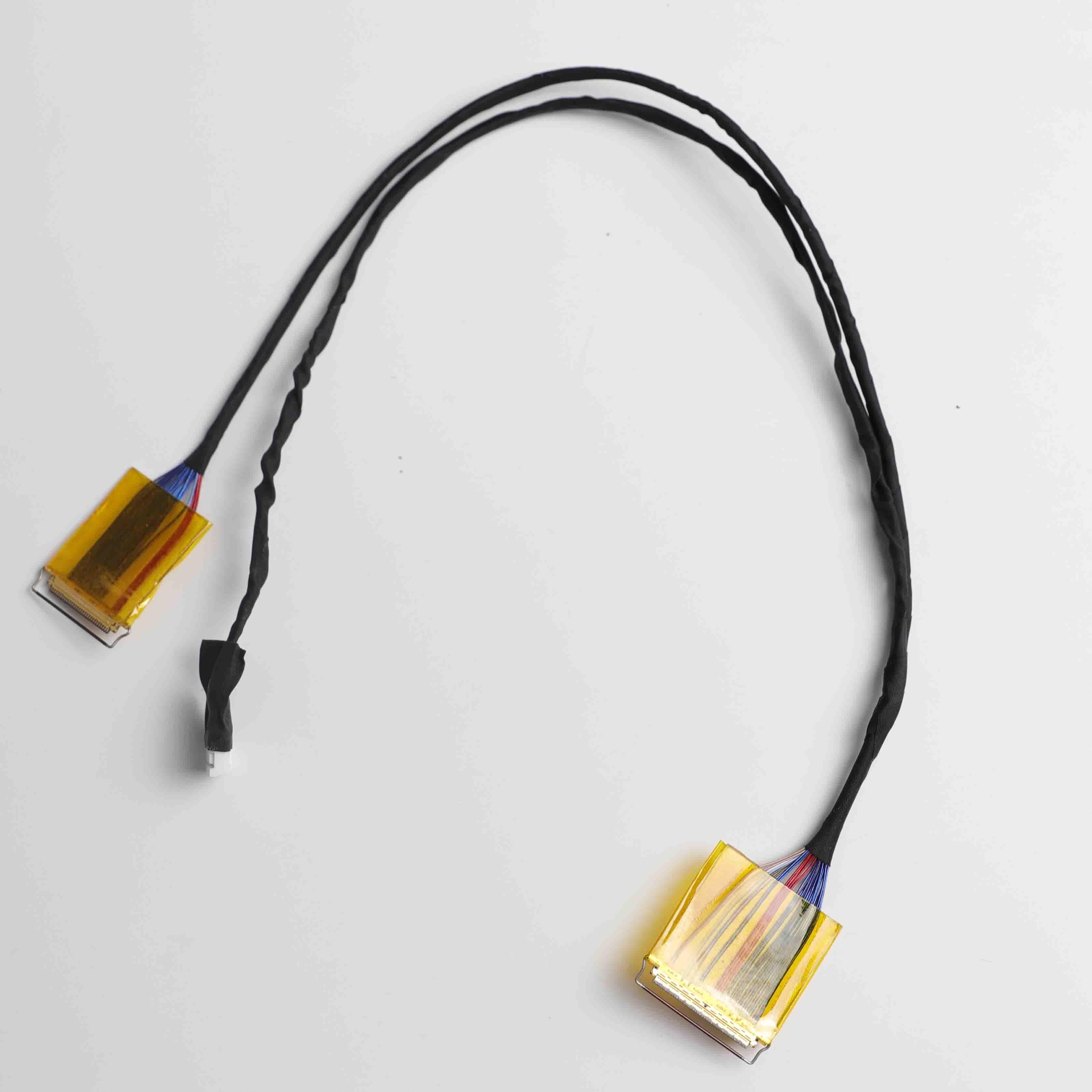 RCD-MC790 极细同轴线加工组装