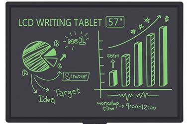 57英寸兒童手寫板