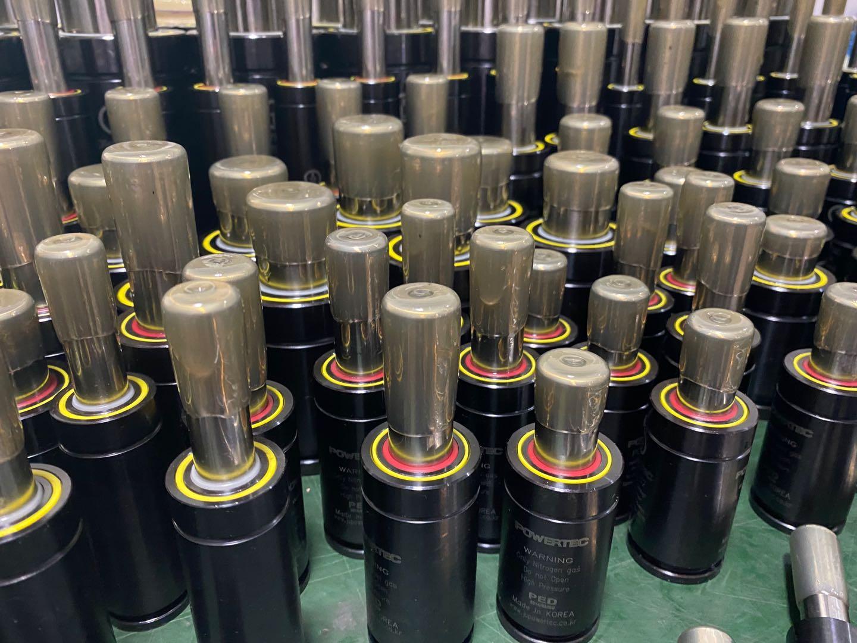 韩国POWERTEC氮气弹簧