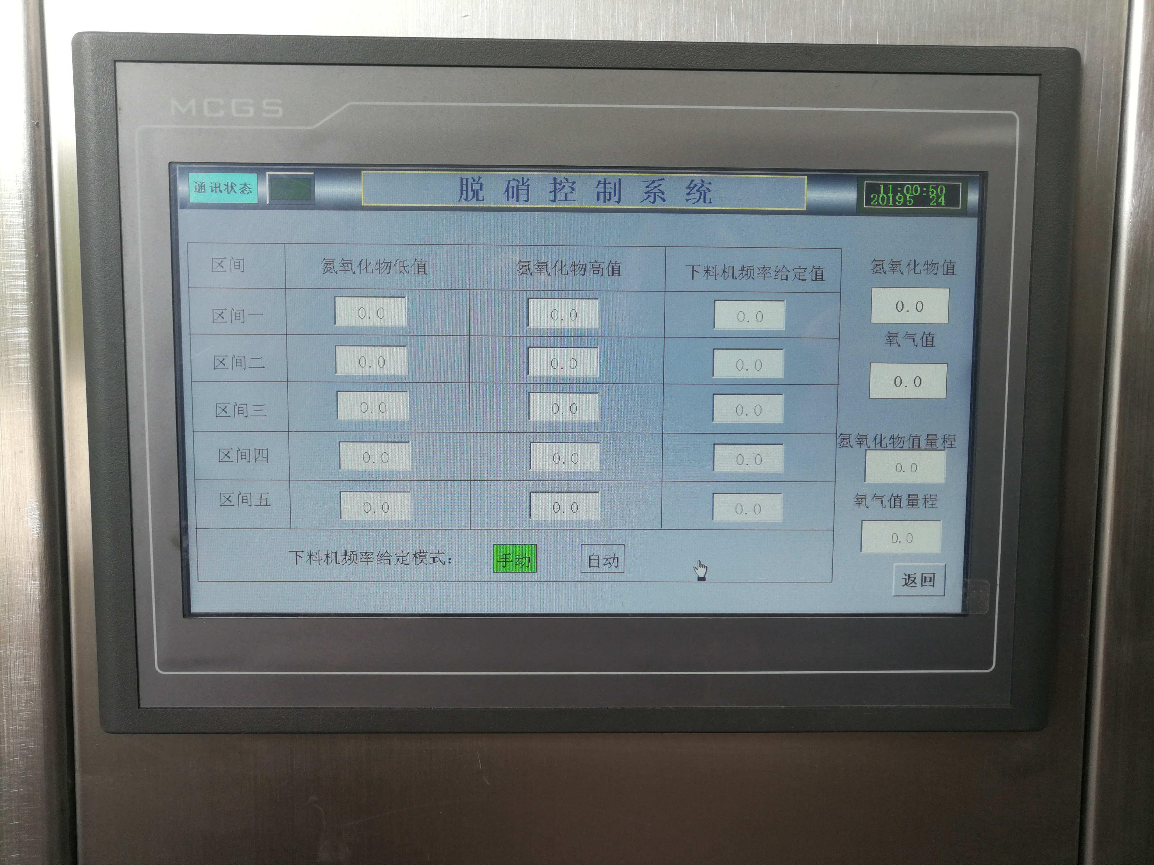 SNCR4.0干法脱硝设备