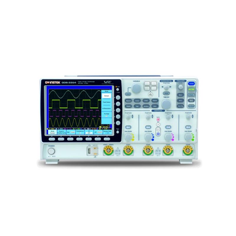 GDS-3000系列数字储存示波器