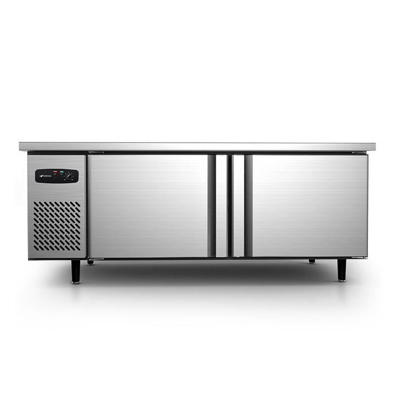 银都工作台冰箱