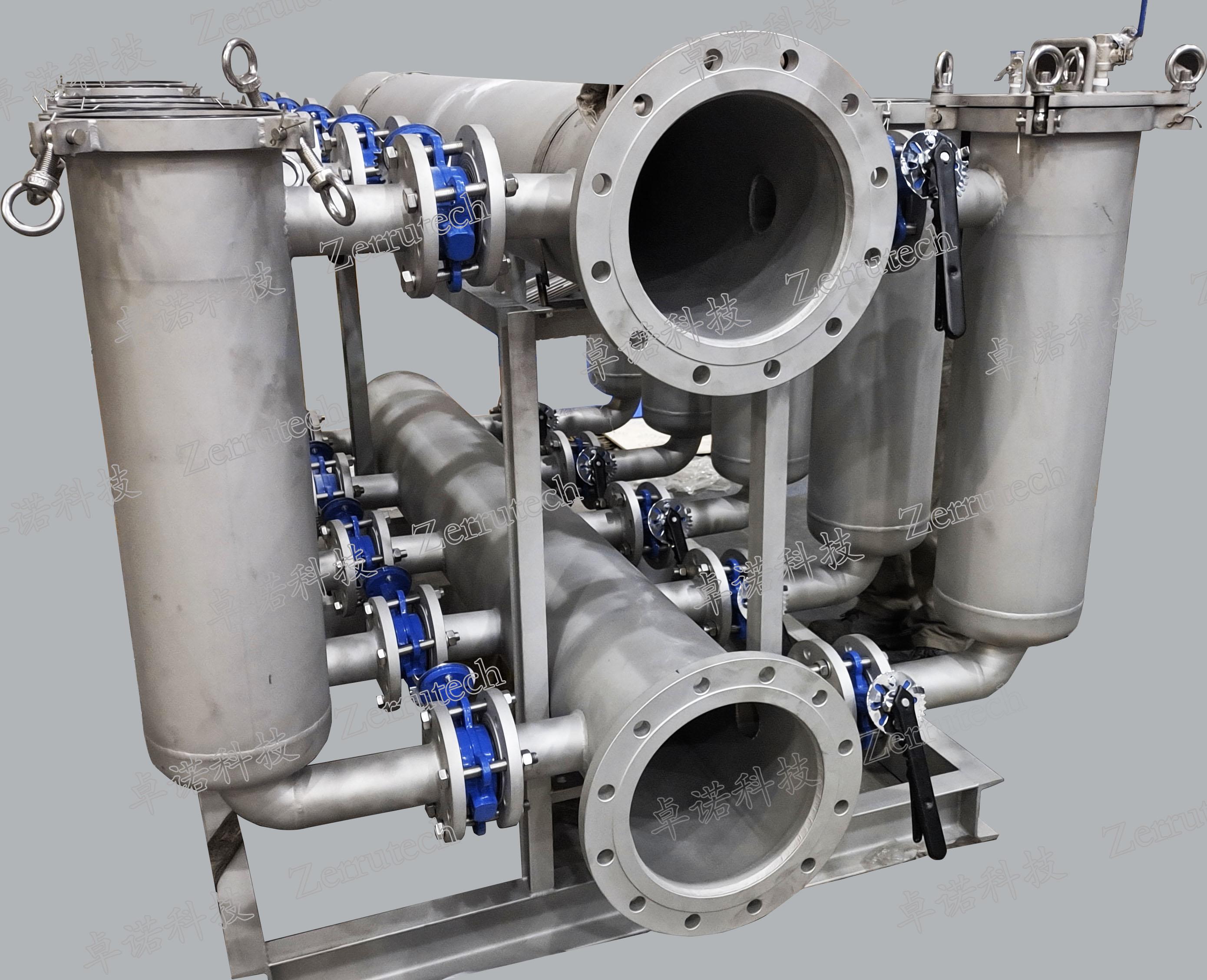 ZD-S 列管并联袋式过滤系统