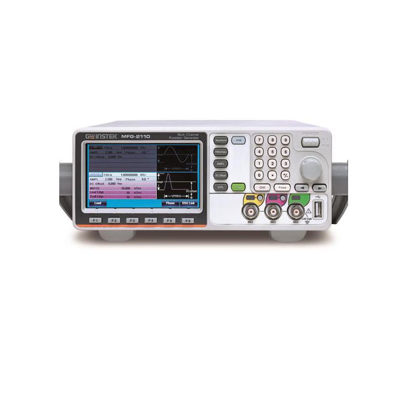 MFG-2000系列多通道任意波形信号产生器