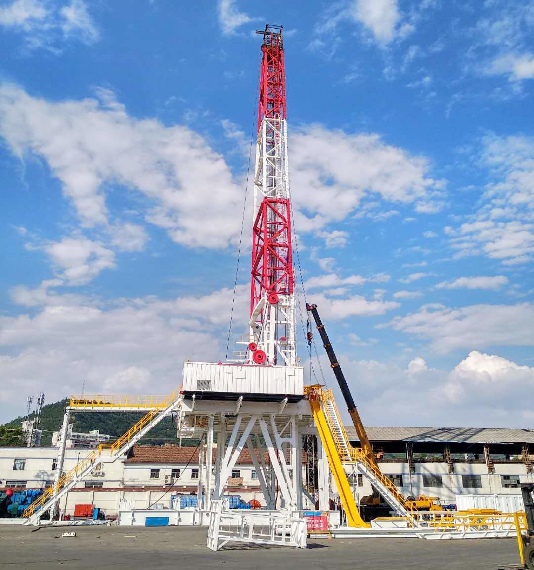 井场标准化电路系统