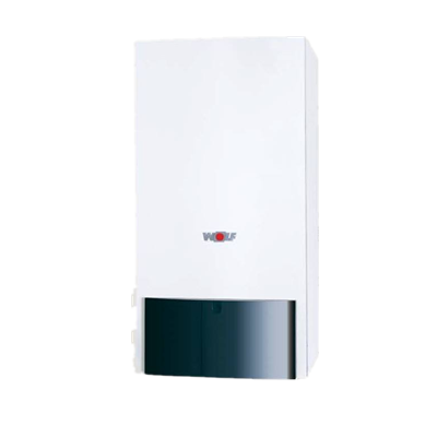 WOLF/沃乐夫CGG-2(K) 进口燃气壁挂炉家用地暖系统锅炉两用采暖炉