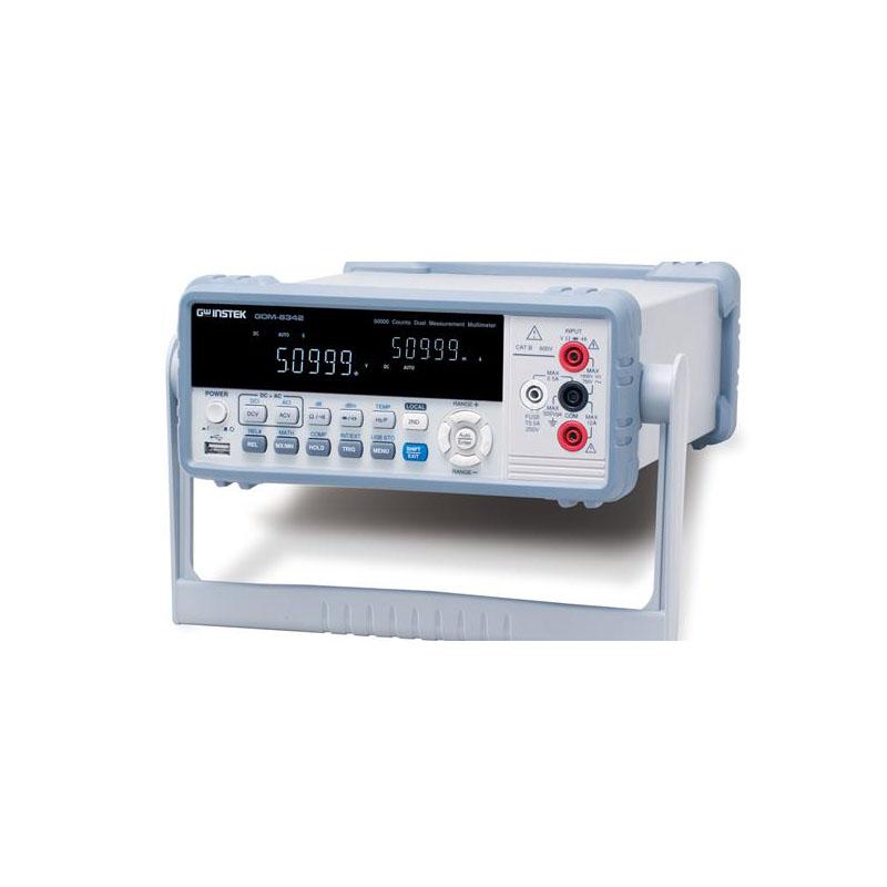 GDM-8342 & GDM-8341双量测数字万用表