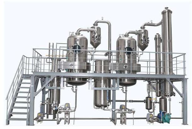 单效蒸发器工作原理、应用、特点知识大汇总