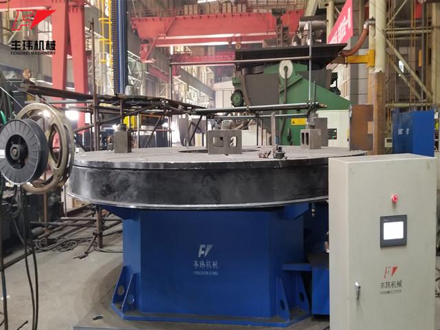 焊接回转平台
