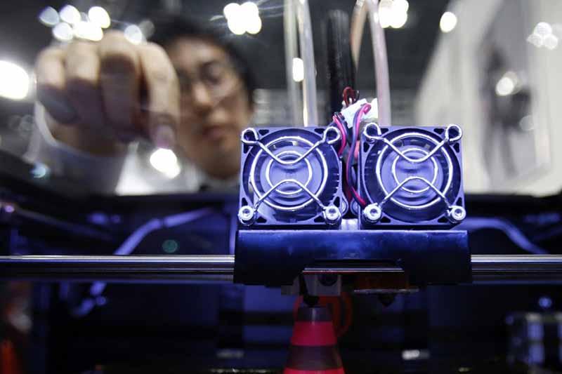 重庆要求3D打印公司向当局注册,以阻止犯罪分子使用技术 杭州博型3D打印创意设计
